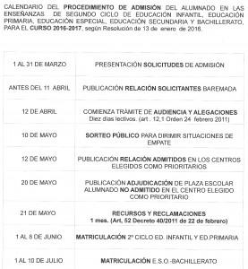 CALENDARIO DE ADMISIÓN0001